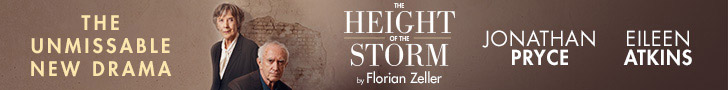 The Height of The Storm - 2nd October to 1st December 2018 at Wyndham's Theatre
