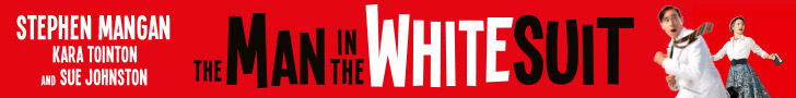 Book theatre tickets for THE MAN IN THE WHITE SUIT at Wyndham's Theatre
