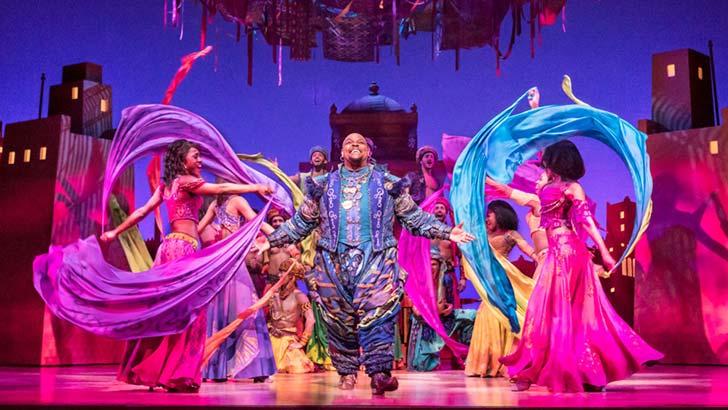 Aladdin London Book Aladdin Theatre Tickets Direct With