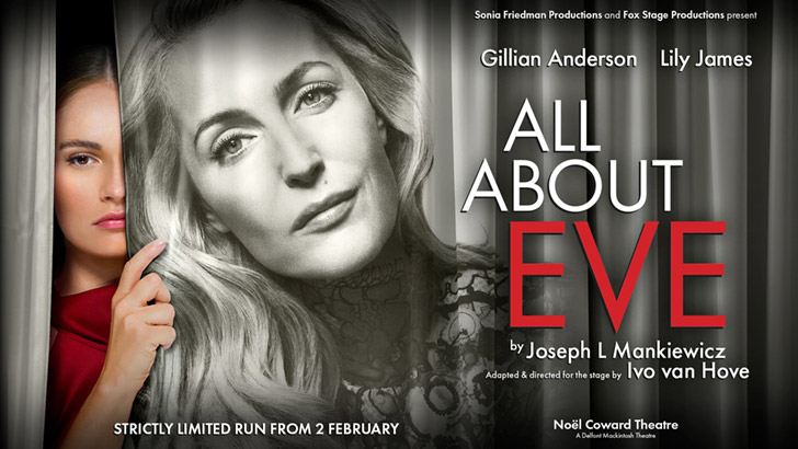 All About Eve at Noël Coward Theatre