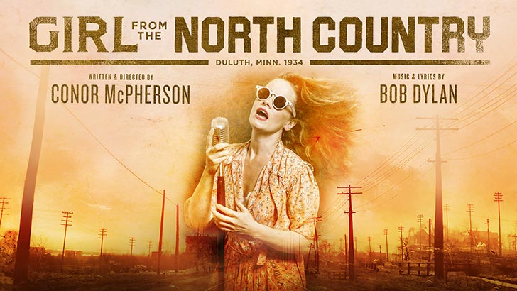 Girl from the North Country at the Gielgud Theatre