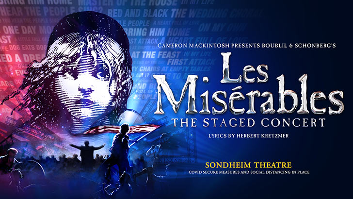 Les Misérables: The Staged Concert at the Sondheim Theatre