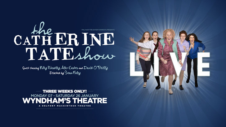 The Catherine Tate Show Live at the Wyndham's Theatre