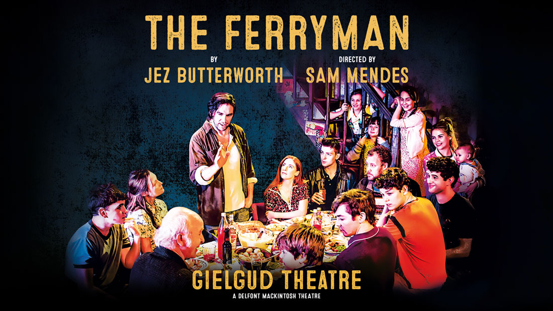 NEW CAST MEMBERS ANNOUNCED FOR THE FERRYMAN AT THE GIELGUD THEATRE