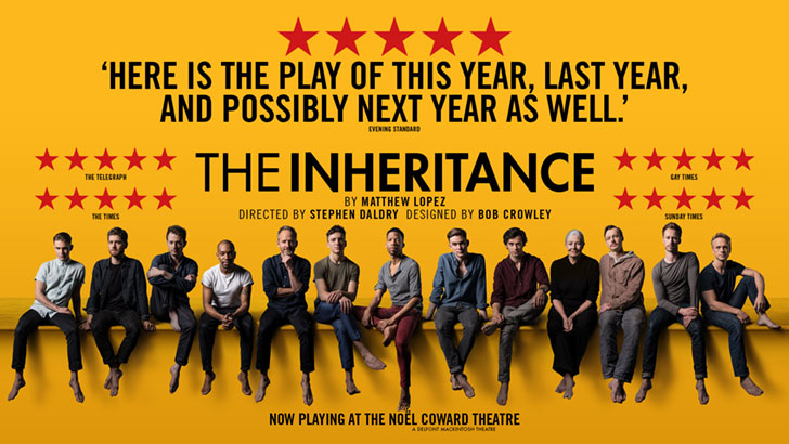 The Inheritance at the Noël Coward Theatre