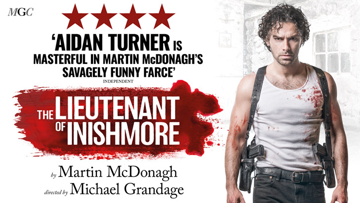 The Lieutenant of Inishmore at the Noël Coward Theatre