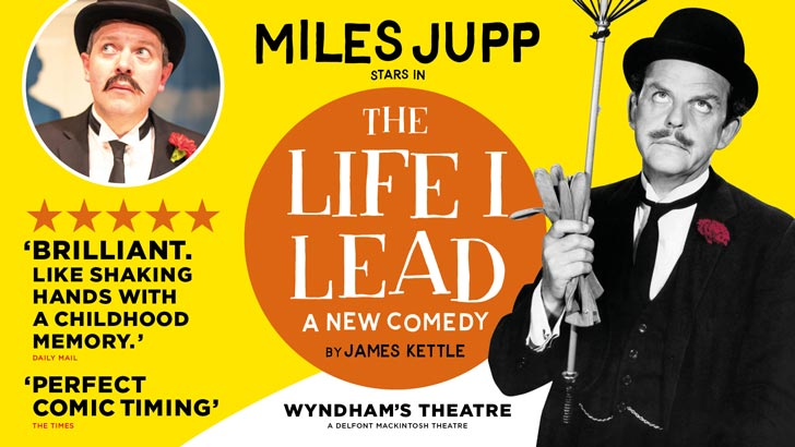 The Life I Lead at Wyndham's Theatre