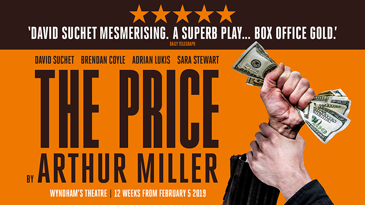 The Price at Wyndham's Theatre