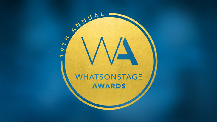 19th Annual WhatsOnStage Awards at the Prince of Wales Theatre