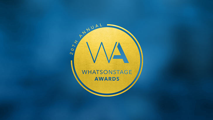 20th Annual WhatsOnStage Awards at the Prince of Wales Theatre
