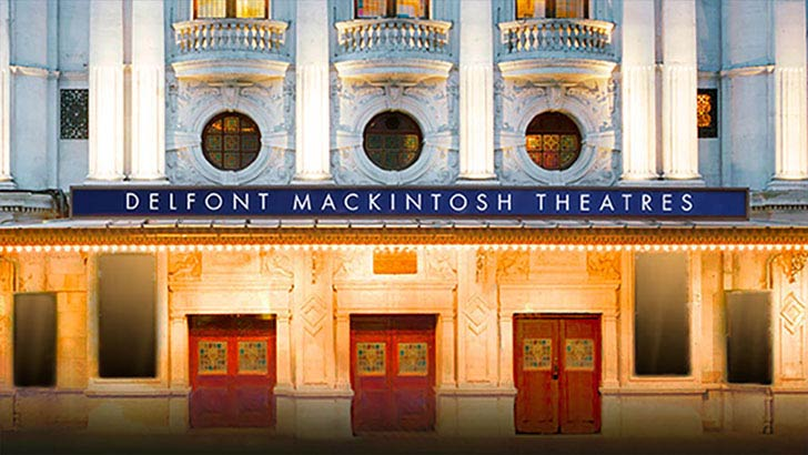 Delfont Mackintosh Theatres' ambitious programme of structural improvements and renovation continue