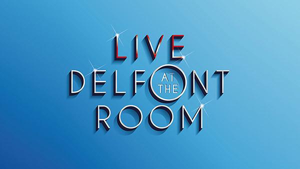 Live at the Delfont Room