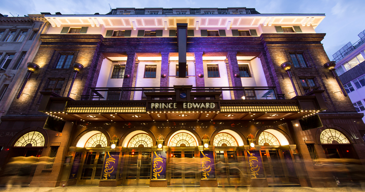 Prince Edward Theatre Facilities Amp Hospitality